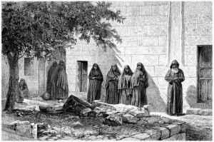 Convent - Praying