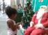 Evento de Natal para as crianças da MAIS Brasil, no Cordão do Bola Preta