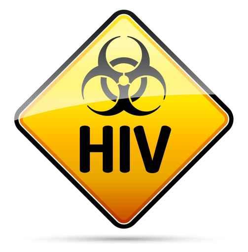 HIV, Risco biológico. Infectante