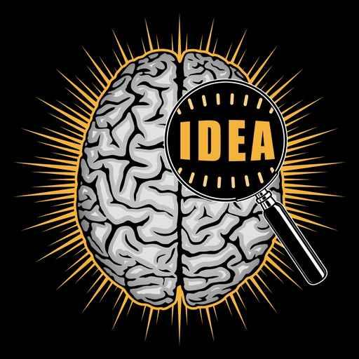 Idea creation concept.