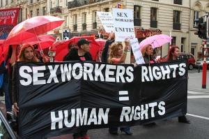 Direito de trabalhadores do sexo