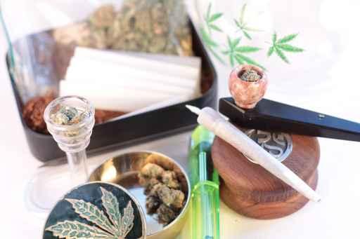 Panoplie cannabis
