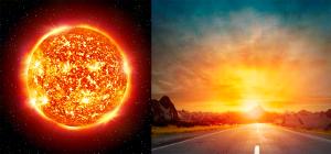 Sol, a verdadeira fonte da vida...