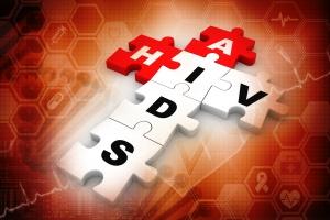 o quebra-cabeças do HIV-AIDS