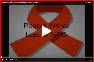 Pessoas que perdemos para a AIDS   Soropositivo.Org 20 Anos Vivendo com HIV