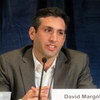 David Margolis at CROI 2014 (Photo: Liz Highleyman)