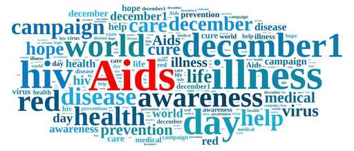 International AIDS Day.