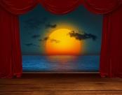 A última cortina