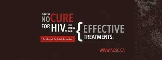 AIDS não tem Cura! Mas tem tratamento efetivo - Teste-se para o HIV