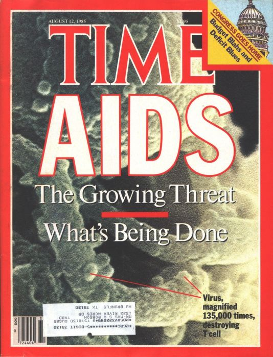 AIDS, the growing threat .. that of the eighties, the twentieth century